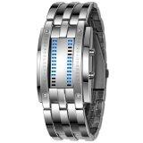 ซื้อ นาฬิกาข้อมือนาฬิกา รอด·อาณาจักรครูเสดผู้ชายแฟชั่นสร้างสรรค์นาฬิกาดิจิตอลจอแสดงผล Led 30 เมตรกันน้ำของคนรัก นานาชาติ Skmei ถูก
