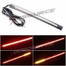 ซื้อ ไฟ Led 3528 Smd Flexible Led ไฟเบรคและไฟเลี้ยว สีแดง สีเหลืองอำพัน ออนไลน์ กรุงเทพมหานคร