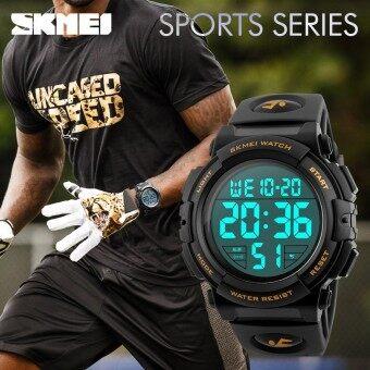 นาฬิกาข้อมือเด็กนาฬิกาข้อมือเด็กนาฬิกากลางแจ้งกีฬาเด็กนาฬิกาเด็กชายนาฬิกาดิจิตอล LED นาฬิกาข้อมือ 50 เมตรกันน้ำ Relogio Relojes 1266