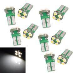 ซื้อ Led ไฟหรี่ T10 4Led 1210 Smd 5 คู่ สีขาว ออนไลน์ ไทย