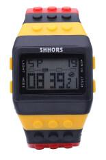 ความคิดเห็น นำนาฬิกาแฟชั่นลำลองการ์ตูนมีสีสันสายรุ้งหญิงและนาฬิกาเด็กชายนาฬิกานาฬิกาข้อมือ B07