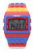 LED Watch Fashion Casual Cartoon Colorful Rainbow GirlsBoys Digit Clock Hour Wristwatches B14