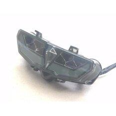 ขาย ไฟท้าย Led Yamaha M Slaz ไฟเลี้ยวในตัว กรอบดำใส ไฟหรี่สีขาว V 3 Unbranded Generic ถูก