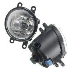 ราคา ซ้าย ขวาไฟตัดหมอกโคมไฟ H11 หลอดไฟสำหรับ Toyota Camry Corolla Yaris Lexus Unbranded Generic ออนไลน์