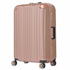 ส่วนลด กระเป๋าเดินทาง Legend Walker รุ่น 5122 62 ขนาด 25 นิ้ว สี Rose Gold