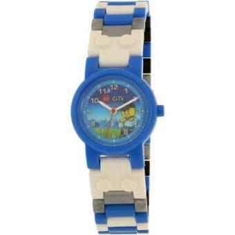 Lego นาฬิกาข้อมือเด็ก รุ่น 8020028 - Blue รับประกัน 1 ปี ของแท้