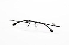 ทบทวน ที่สุด Light Weight Titanium Alloy Slim Legs Antireflective Coated Lenses Reading Glasses 2