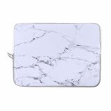 ขาย Lightning Power Soft Neoprene Laptop Notebook 13 Inch Zipper Sleeve Carrying Case Bag For All 13Inch Notebook Marble White Intl ออนไลน์ จีน