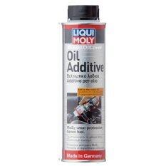 ส่วนลด Liqui Moly Oil Additive หัวเชื้อน้ำมันเครื่อง สารเคลือบเครื่องยนต์ สำหรับเครื่องยนต์ทั้งเบนซินและดีเซล 300 Ml Liqui Moly
