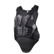 โปรโมชั่น Lkn Motorcycle Armor Vest Motocross Motos Chest Back Protectors Size Xl Intl Unbranded Generic