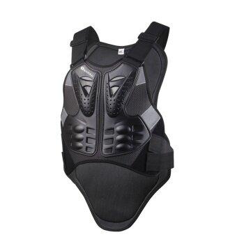 LKN Motorcycle Armor Vest Motocross Motos ChestBack Protectors(Size:XL) - intl