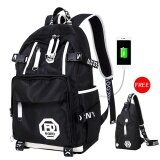 ขาย Lkn Travel Backpack Fashion Waterproof With Usb Charging Interface Outdoor Backpack Intl Unbranded Generic เป็นต้นฉบับ