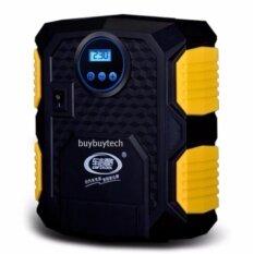 ราคา Lovbag Car Eletric Pump ปั๊มลมไฟฟ้าติดรถยนต์ ปั้มลม แบบพกพา อัตโนมัติ เครื่องเติมลม สูบลม เอนกประสงค์ ปั้มลม สูบลมจักรยาน ไฟฉายในตัว Flashlight Carzkool2 เป็นต้นฉบับ