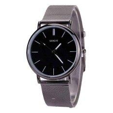 คู่รักโลหะนาฬิกาข้อมือ Quartz