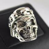 แหวนกะโหลก สแตนเลสหนา Lp 32 Lucky Jewelry ถูก ใน กรุงเทพมหานคร