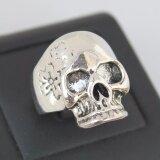 ขาย แหวนกะโหลก สแตนเลสหนา Lp 45 ถูก ใน กรุงเทพมหานคร