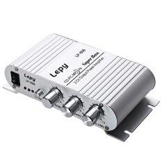 ขาย Lp 808 12 โวลต์ Mini Hifi Super Bass Amplifier ราคาถูกที่สุด