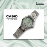 โปรโมชั่น นาฬิกาข้อมือ Casio รุ่น Ltp 1241D นาฬิกาข้อมือผู้หญิง สายสแตนเลส Casio