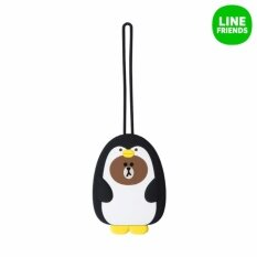 ขาย Luggage Tag Pengo Brown Jungle Brown Intl ออนไลน์