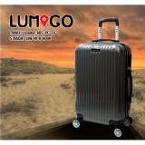 ราคา Lumigo กระเป๋าเดินทาง กระเป๋าเดินทาง 4 ล้อลาก กระเป๋าเดินทาง Abs Travel Luggage Abs ขนาด 28 นิ้ว รุ่น Tl 2801 Ge สีเทา