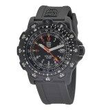 ทบทวน ที่สุด Luminox Male Black Dial Black Strap 8822Mi