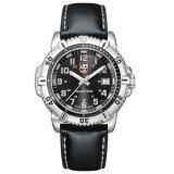 ราคา Luminox นาฬิกาข้อมือ Modern Mariner 38Mm 7250 Seriesรุ่นA 7251 สีดำ เป็นต้นฉบับ Luminox