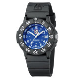 ส่วนลด Luminox นาฬิกาข้อมือผู้ชาย สีน้ำเงิน สายเรซิ่น รุ่น3003