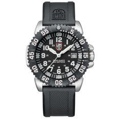 ราคา Luminox นาฬิกาข้อมือ Steel Colormark 3150 Seriesรุ่น A 3151 Ny เป็นต้นฉบับ