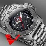 ซื้อ Luminox Navy Seal Steel ศูนย์ไทยศรีทองพาณิชย์ 2 ปี นาฬิกาข้อมือชาย ตัวเรือนสแตนเลส สายสแตนเลส รุ่น Xs 3252 ถูก ใน พะเยา