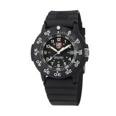 ทบทวน Luminox Original Navy Seal 3000 Series นาฬิกาข้อมือผู้ชาย สีดำ สายเรซิ่น รุ่นA 3001 Luminox
