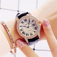 ซื้อ นาฬิกาควอทซ์กันน้ำ สำหรับผู้หญิงLsvtr ออนไลน์ ฮ่องกง