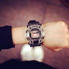 ราคา Lzz นาฬิกาข้อมือชาย แนวโน้มแฟชั่นนักเรียนกันน้ำ กีฬา คนรัก นาฬิกาอิเล็กทรอนิกส์ สีดำ นานาชาติ ออนไลน์