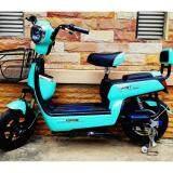 ส่วนลด มอเตอร์ไซด์ไฟฟ้า 3D E Bike รุ่น Sport สีฟ้าน้ำทะเลสดใส 3D ใน Thailand
