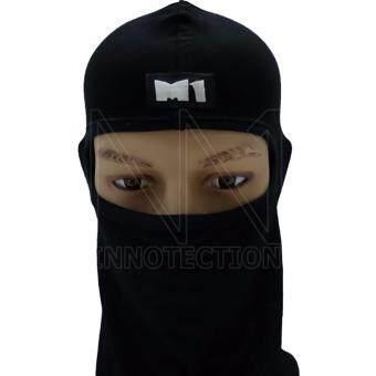 M1 หน้ากากมอเตอร์ไซค์ นักซิ่ง หมวกโม่ง รุ่น SPM1