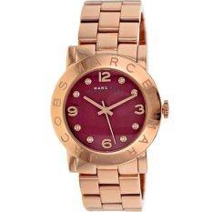 ขาย Marc By Marc Jacobs Mbm8618 Rose Gold Tone Stainless Steel Watch ออนไลน์ ใน กรุงเทพมหานคร