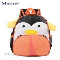 ราคา Marino กระเป๋า กระเป๋าเป้ กระเป๋าเป้สะพายหลังสำหรับเด็ก No 2013 รูปแพนกวิน สมุทรปราการ