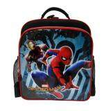 ราคา Marvel Spider Man กระเป๋าเป้ 12 นิ้ว Spm31 349 Marvel Spiderman ใหม่