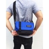 ขาย Maspo Mini Two Tone Bag Blue Maspo