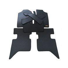 ซื้อ Matpro พรมปูพื้นเข้ารูป 100 ลายกระดุม ชุด Standard Set 7 ชิ้น Ford Ranger 4Doors 2013 Black Matpro ออนไลน์