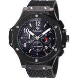 ส่วนลด Megir Brand Menscalendar Rubber Men Male Clock Sport Watch Intl