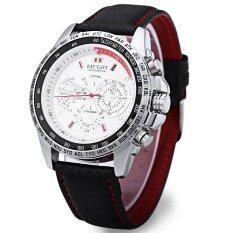 ซื้อ Megir M1010 Male Quartz Watch Multifunctional Water Resistance Wristwatch Intl Megir เป็นต้นฉบับ