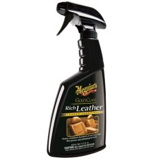 Meguiars G10916 Gold Class Rich Leather Cleaner & Conditioner By Meguiars.