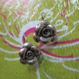 ราคา Mememory ต่างหู เงินแท้ 925 รูป ดอกไม้ กุหลาบเล็ก ล้านนา สไตล์ วินเทจ เครื่องประดับผู้หญิง แฟชั่น ใน กรุงเทพมหานคร