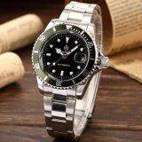 ราคา Men Automatic Mechanical Military Fashion Date Business Sport Wrist Watch Pmw112 นาฬิกาข้อมือผู้ชาย สายสแตนเลส รุ่น Intl Sewor