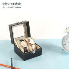 Mengluo นาฬิกากล่องกล่องเก็บของเยื่อหุ้มสมองล็อคสไตล์ยุโรปนาฬิกา ฮ่องกง
