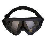 ซื้อ Mens Oversized Sunglasses Matte Black Rubberized Polarized Motor Cycle Sport Hot Intl ใหม่