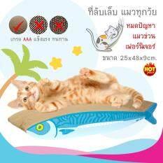 ซื้อ ที่ลับเล็บแมว Meow Fish ปลาสด ออนไลน์ กรุงเทพมหานคร