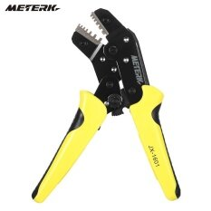 ขาย Meterk Professional Wire Crimper Engineering Ratchet Terminal Crimping Pliers Jx 06Wf 25 6 Mm2 Bootlace Ferrule Crimper Crimping Tool Cord End Terminals 24 10Awg Intl เป็นต้นฉบับ