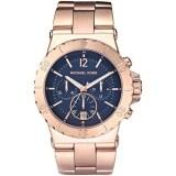 ซื้อ Michael Kors นาฬิกาผู้ชาย Bel Air Chronograph Blue Dial รุ่น Mk5410 Gold Michael Kors ถูก