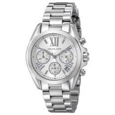 ราคา นาฬิกาข้อมือผู้หญิง Michael Kors Bradshaw ถูก